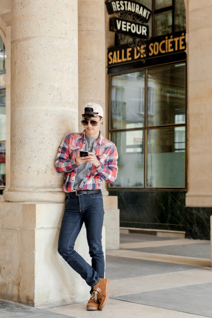 photographe portrait séance photo paris