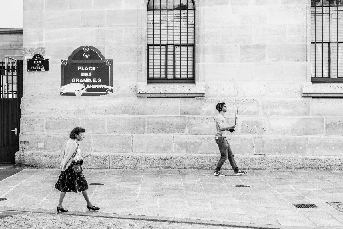 confinement covid-19 photographe Paris