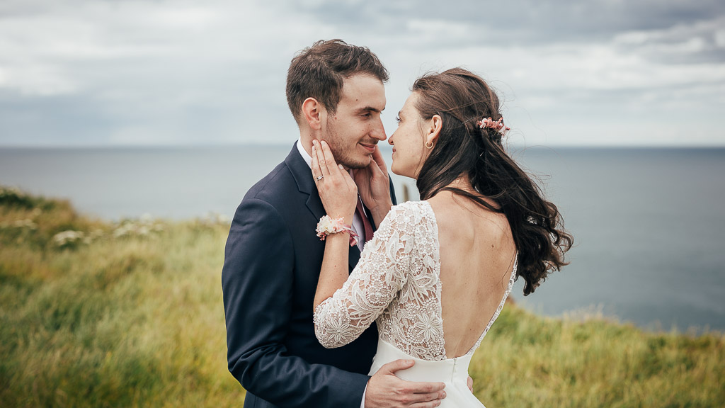 photographe mariage yport seine maritime normandie