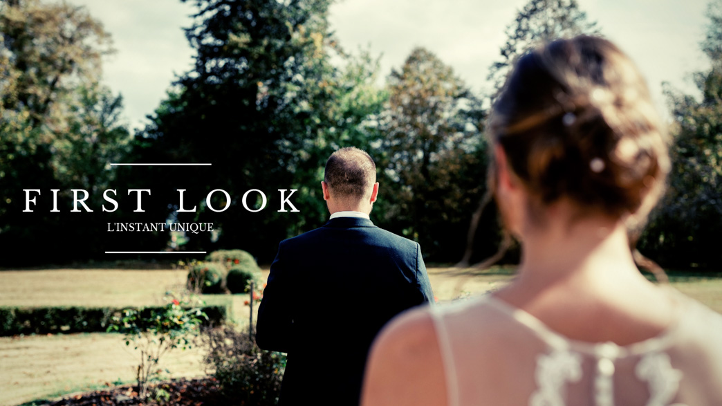 article blog photographe mariage first look